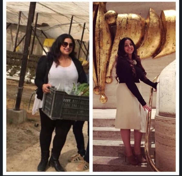 MEET Mondana on Her Weight Loss Journey