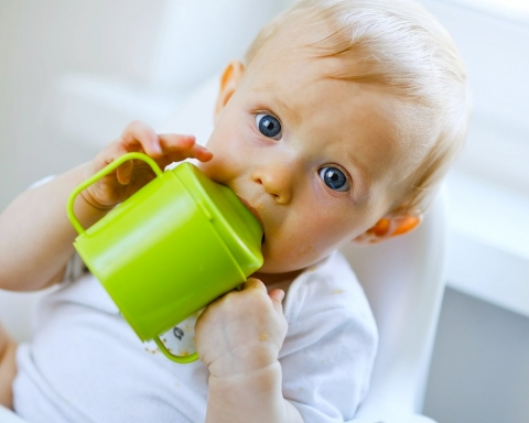 5 Steps to Weaning Your Child off of Milk