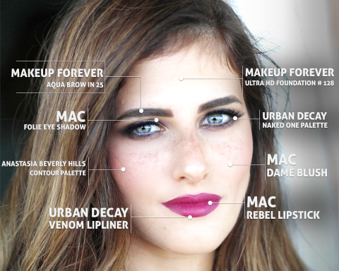 Get the Look: Winter Makeup