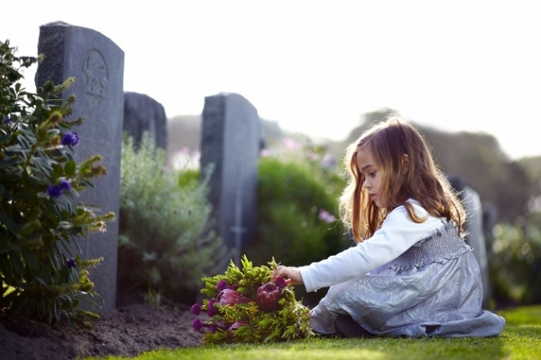 Childcare: Dealing with Death in the Family