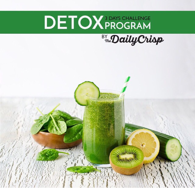 The Ultimate 3 Day Detox Diet