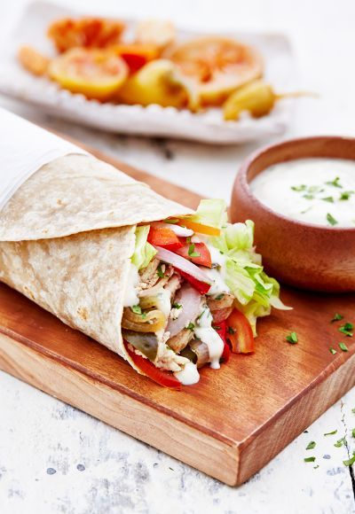 The Best Place in Cairo to Get Healthy Fast Food