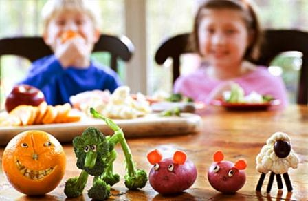6 Ways of Hiding Veggies in Your Child's Meal