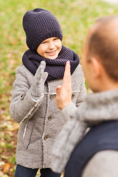 Childcare: Tips for Teaching Manners