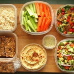 10 Minute Meals Weekly Meal Plan