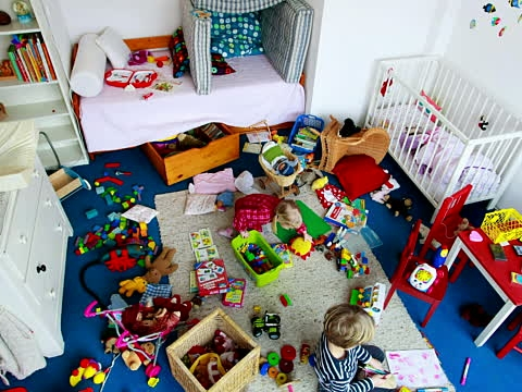 Childcare: Teaching Your Child to Tidy Up
