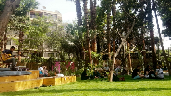 A Family Retreat in the Heart of Cairo