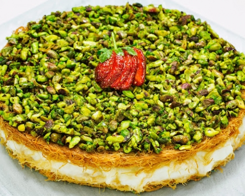 How Many Calories Are in Your Konafa?