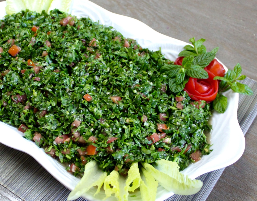 Tabbouleh - The Daily Crisp