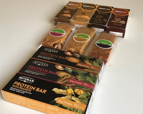 Local Protein Bars 101: How To Choose What's Right For You