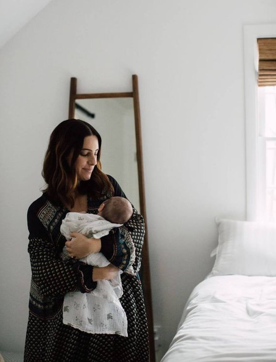A Mom's Message to Society's Assumptions About Motherhood and Work