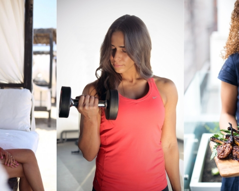 MEET the Serageldin Sisters: 3 Smart Women Who Made Successful Careers out of Food and Fitness