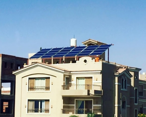 Install Solar Panels at Your Home and Sell The Extra Power to The Egyptian Government for Money