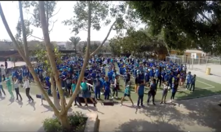 El Alsson School Raises Awareness About Autism in The Most Creative and Inspiring Way
