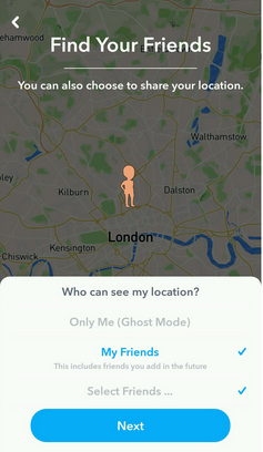 Snapchat's Latest Feature 'SnapMap' Should Have You Worried