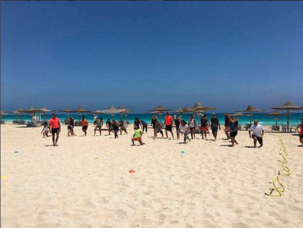 Your Guide To Working Out and Staying Fit In Sahel 2017