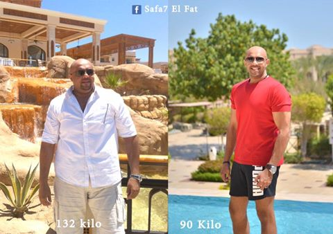 """Eslam Edris """"The Fat Slayer"""" From 131 KG To Becoming A Nutritionist"""