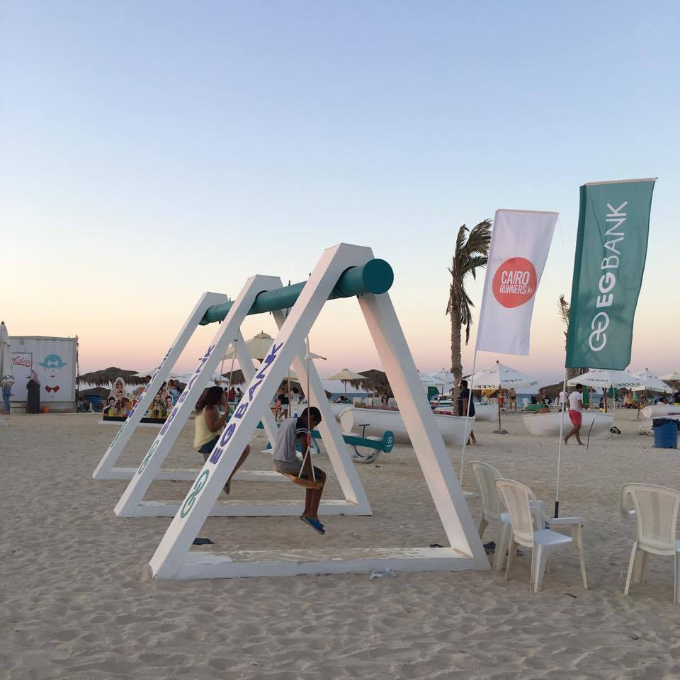 The Ultimate Run On The Beach This Summer In Amwaj