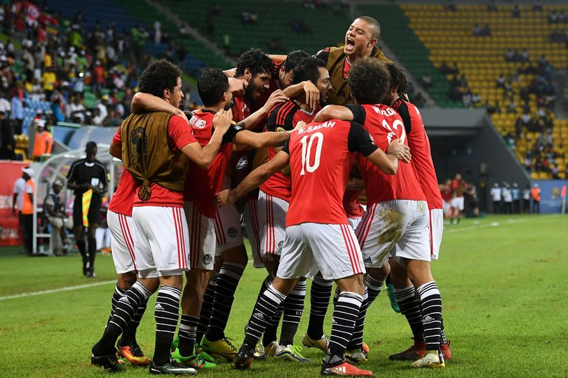 Egyptian Dream of Russia 2018 Lives On