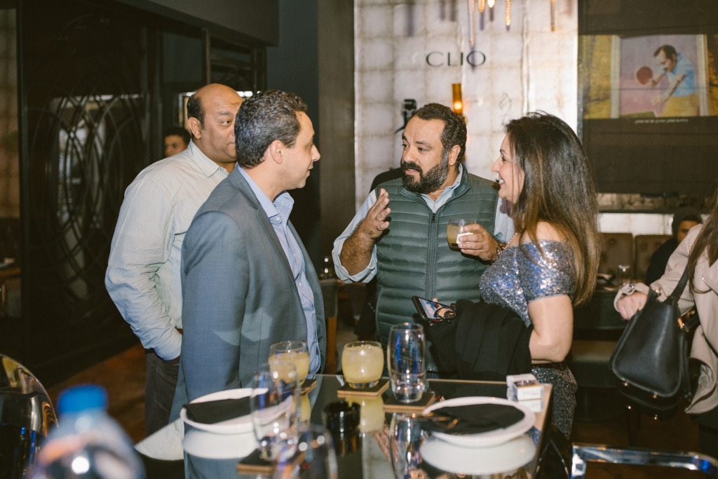 Egypt's Leading Advertising Agency Celebrates 44 Awards In 2017 With A Night Out With The Stars