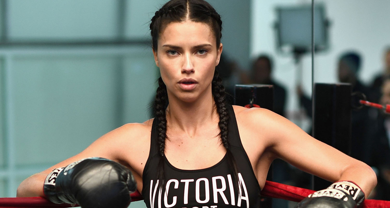 Victoria's Secret Model Becomes the Latest Public Figure to Join the Body Positivity Movement