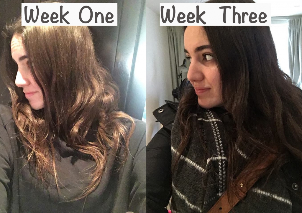 The One Thing I Did To De-Frizz My Hair And Clear My Skin