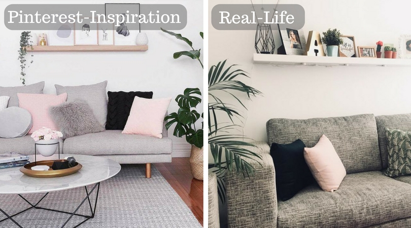 How I Used Pinterest To Make My Home Look Like I Hired An