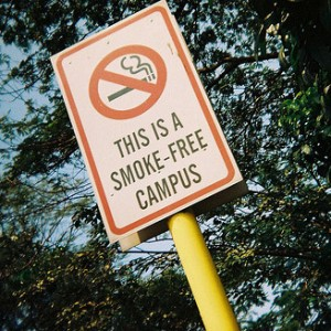 AUC To Become Egypt's First Smoke-Free Campus