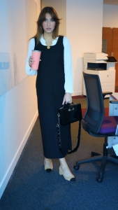 Amira Shohdi's 7 Chic Work Outfit Looks to Wear to The Office