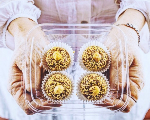 We Tried And Tested Healthy Sweet Treats from Happy Bites to Curb Our Konafa Cravings
