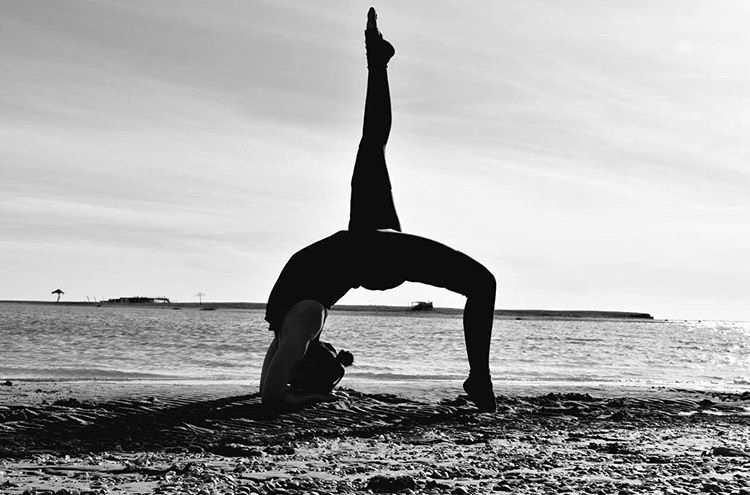 Local Yogi Shows Us Her 7 Favorite Yoga Poses to Relieve Chronic Back Pain