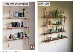 How This Girl Brought Her Pinterest Board to Life