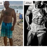 This Man Transformed His Body By Following The Carb Cycling Diet Plan