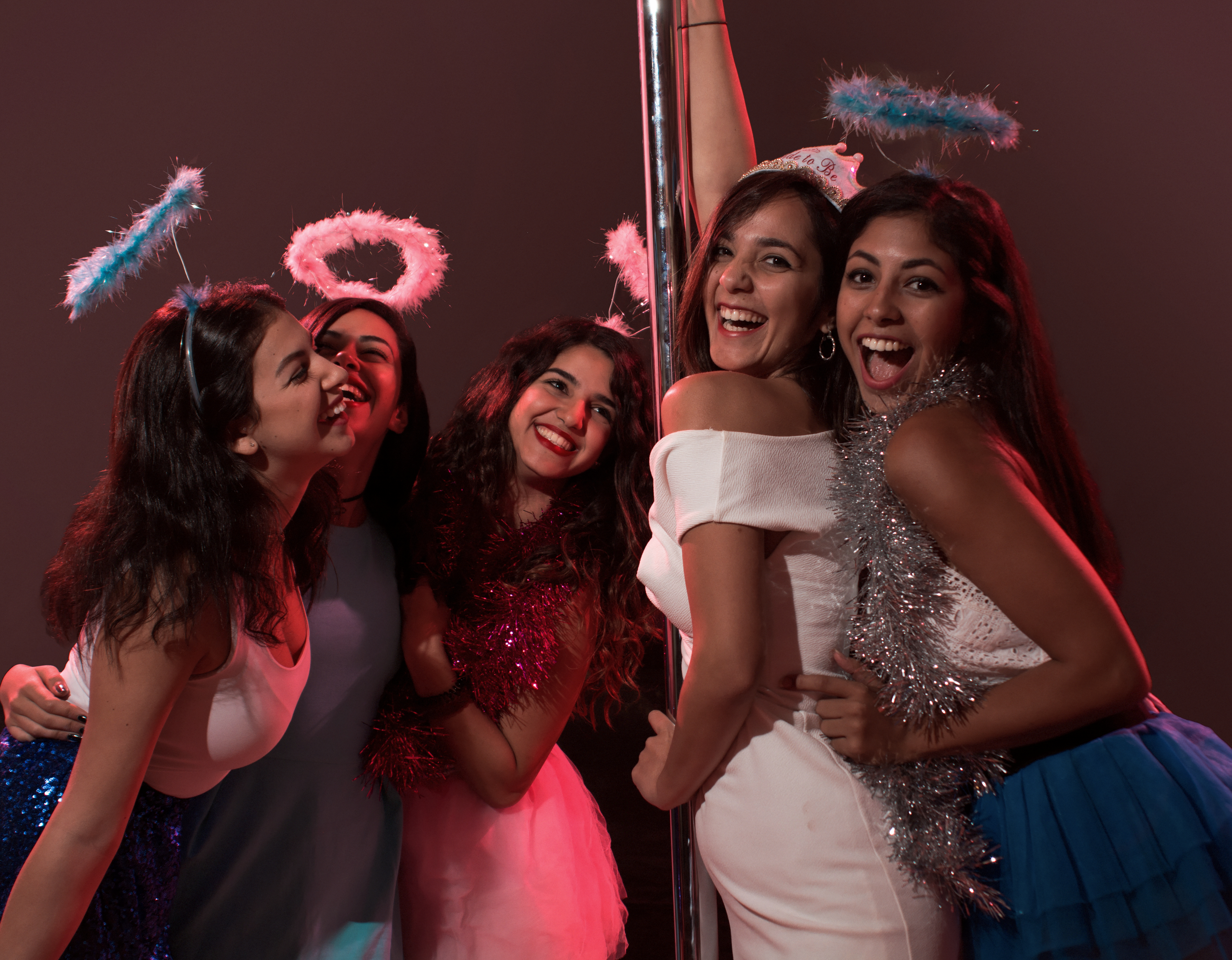 A Bachelorette Party Trend That  Cairo Has Never Witnessed Before