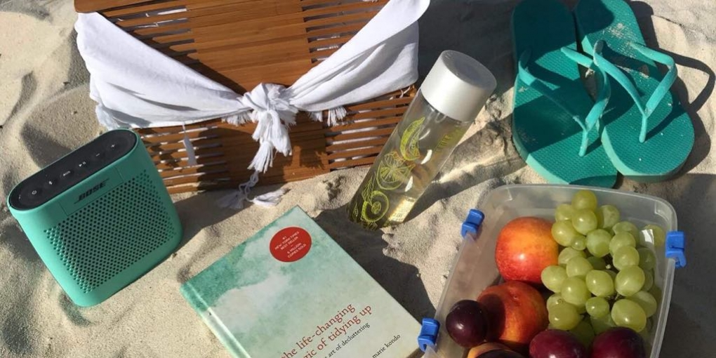 Your Guide To A Zero Waste Beach Experience