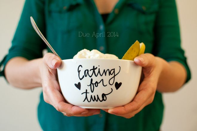 Pregnancy: Should You Be Eating For Two?
