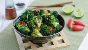 BBC Food Website - Vegetables (20th February 2012)