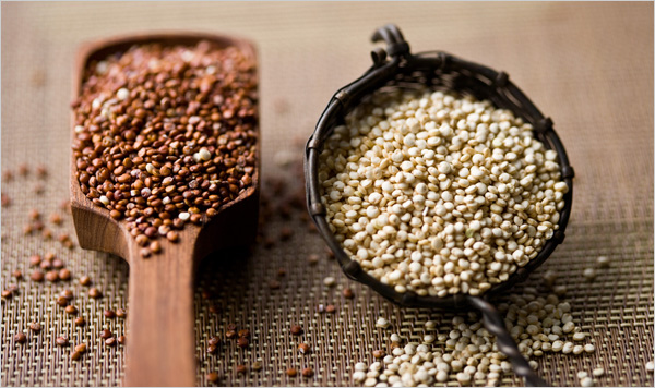 What's the deal with quinoa?