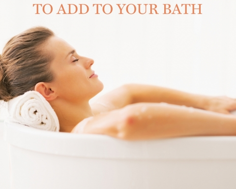 12 Surprising Things To Add to Your Bath