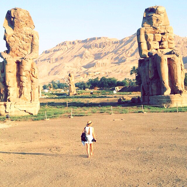 Revisit Egypt Through The #YallaMasr Travel Initiative's Adventures
