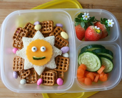 Delicious Back to School Packed Lunch Recipes