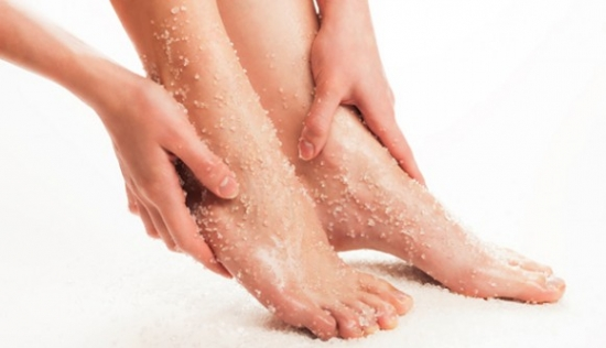 Expose Those Toes: Year Round Foot Care