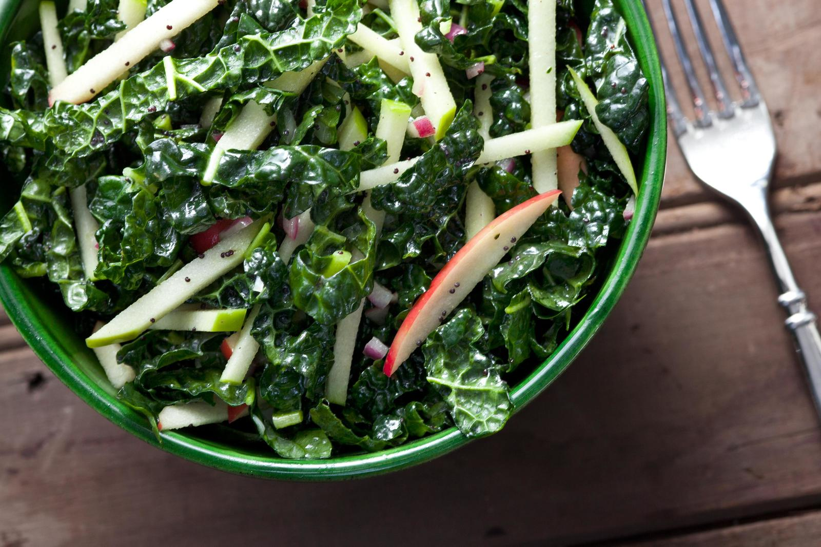 kale apple coleslaw 5