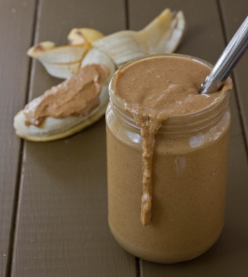 banana almond butter