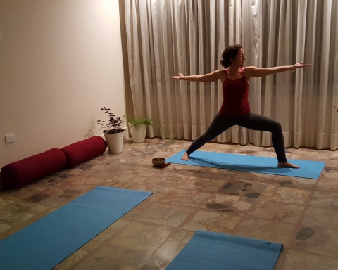 Tula: A New Yoga Space for Women in Mohandeseen