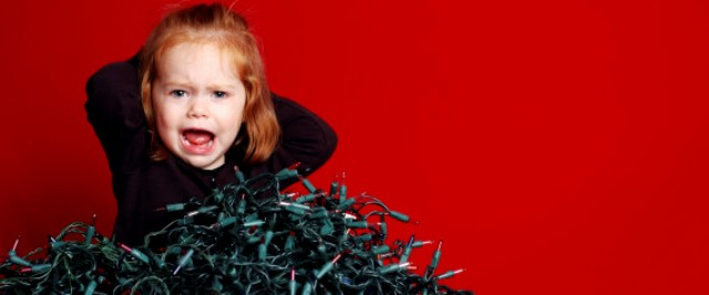 Stress Less: Dealing with Your Kids During the Holidays