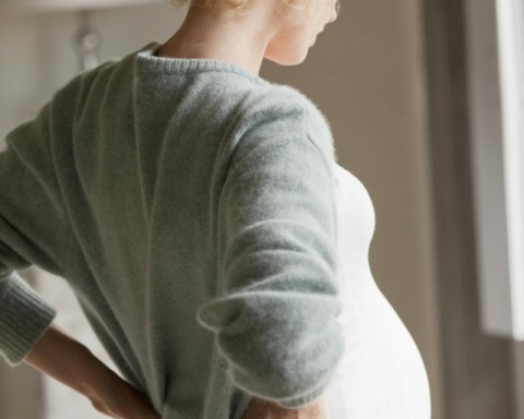 Pregnancy: Tips for Back Pain Relief
