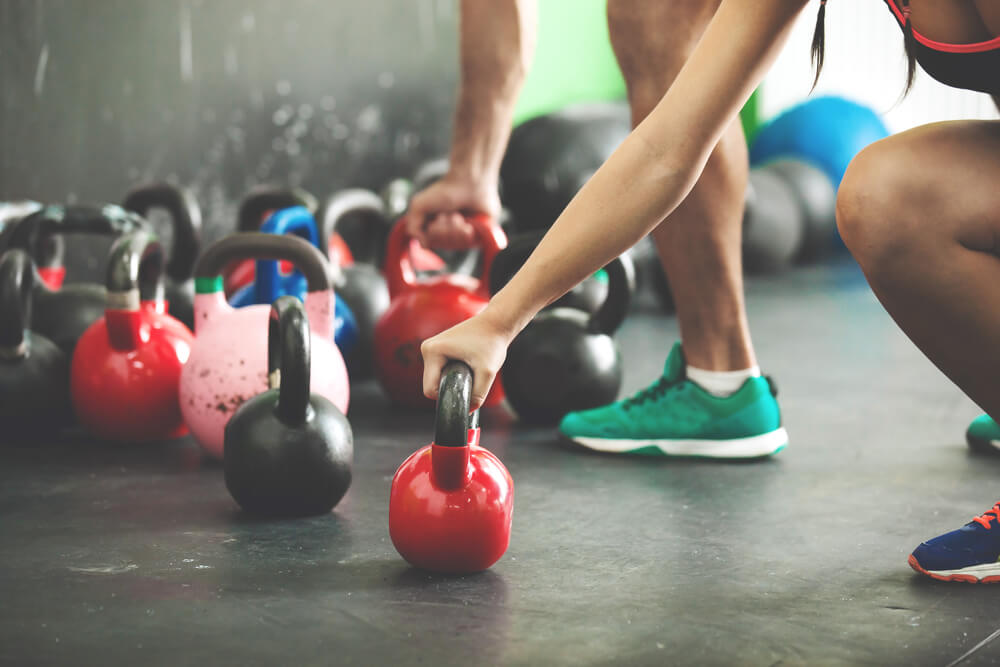 5 Kettlebell Exercises For A Full-BodyWorkout