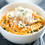 Recipes: Healthier Pasta Options