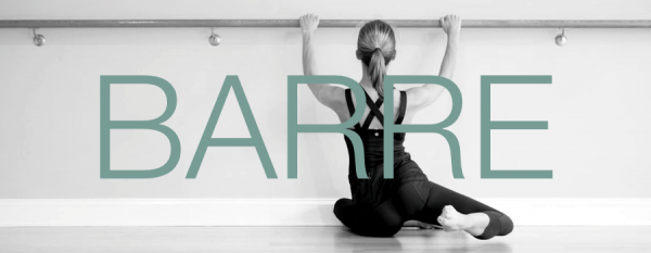 Exercise: Barre Classes